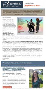 small image of August 2020 newsletter