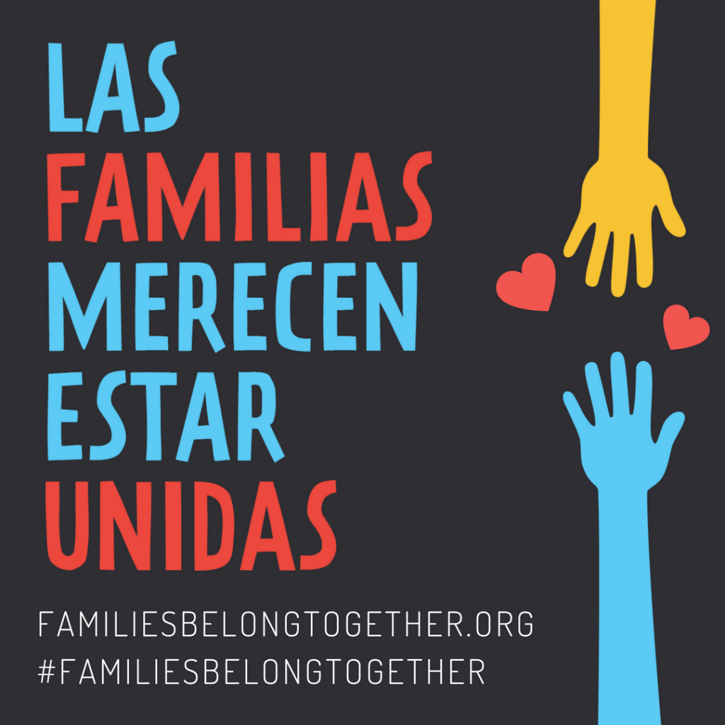 Families Belong Together ESP Facebook