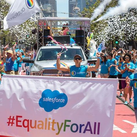 SalesForce-SFPride