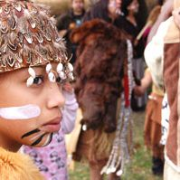 young-person-at-Ohlone-gathering-Coyote-Hills-2010